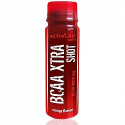 ActivLab BCAA Xtra Shot 80 ml orange