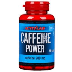 Activlab Caffeine Power 60 tabliet unflavored