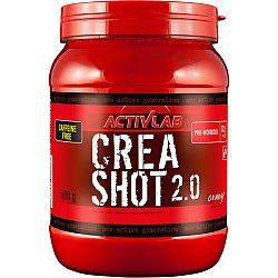 ActivLab Crea Shot 2.0 20 x 20 g lemon