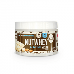 All Nutrition NutWhey Almond 500 g white chocolate