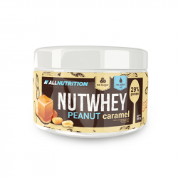 All Nutrition NutWhey Peanut 500 g strawberry