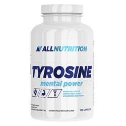 All Nutrition Tyrosine 120 kaps