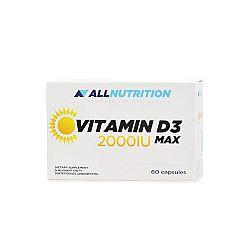 All Nutrition Vit D3 2000 60 kaps