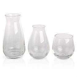 Alto Sada váz a svietnika, 3 ks