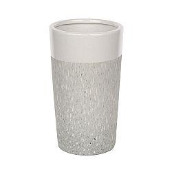 Altom Porcelánová váza Granit, 12,5 x 20,5 cm