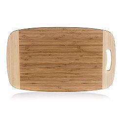 Banquet Doska na krájanie drevená Brillante Bamboo 33 x 25 x 2 cm