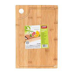 Banquet Doštička na krájanie drevené Brillante Bamboo 33 x 22 x 1,5 cm