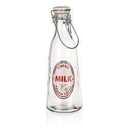 Banquet Fľaša na mlieko Fresh milk 1000 ml