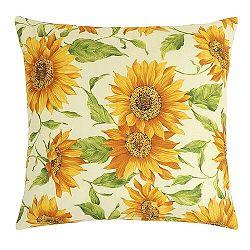 Bellatex Vankúšik Gita Kvet slnečnice, 45 x 45 cm
