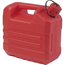 Benzínový kanister červená, 10 l