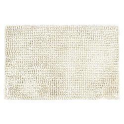 Bo-ma Kúpeľňová predložka Ella micro biela, 60 x 90 cm
