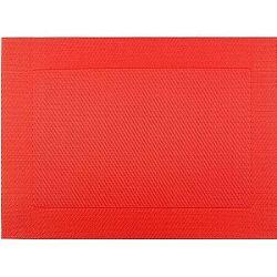 BO-MA Prestieranie Square červená, 30 x 45 cm