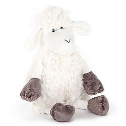 Bo-Ma Trading Plyšová ovca Agáta, 23 cm