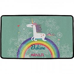 Butter Kings Vnútorná multifunkčná rohožka Belive miracles, 75 x 45 cm