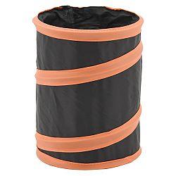 Compass Skladací odpadkový kôš Orange, 9 l, 06602