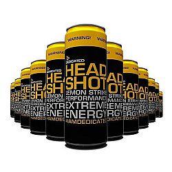Dedicated Nutrition Headshot 355 ml