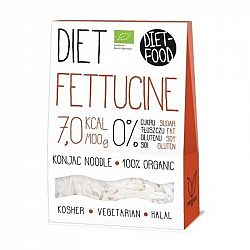 Diet Food Cestovina Diet Fettuccine 370 g unflavored