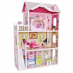 Eco Toys Domček pre bábiky CALIFORNIA