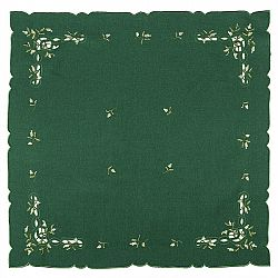 Forbyt Vianočný obrus imelo zelená