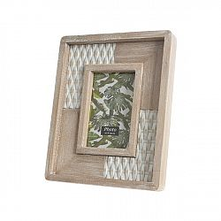 Fotorámček Quilt, 23 x 28 cm