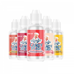 Frankys Bakery Candy Splash 30 ml cotton candy