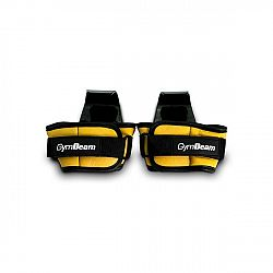 GymBeam Fitness Háky universal yellow
