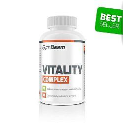 GymBeam Multivitamín Vitality Complex 120 tab