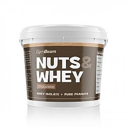 GymBeam Nuts & Whey 1000 g vanilla