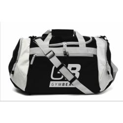 GymBeam Športová taška Simple Black
