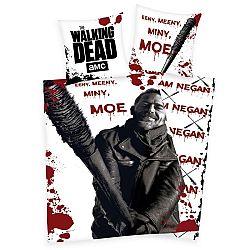 Herding Bavlnené obliečky Walking Dead, 140 x 200 cm, 70 x 90 cm