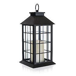 Home Decor Lampáš s LED sviečkou, 14 x 14 x 29 cm