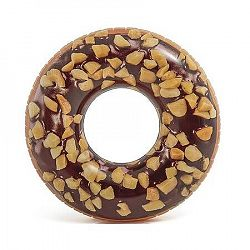 Intex Nafukovací kruh Donut hnedá, 114 cm