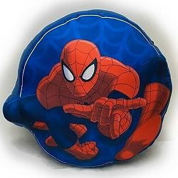 Jerry Fabrics Tvarovaný vankúšik Spiderman 01, 34 x 30 cm