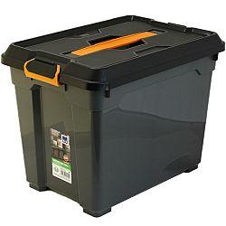KIS Moover Box Pro S, Šedý, 17l