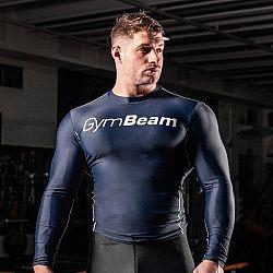 Kompresné tričko Spiro Blue/White - GymBeam L