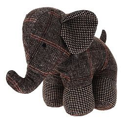 Koopman Dverná zarážka Elephant, hnedá