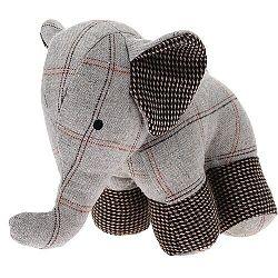 Koopman Dverná zarážka Elephant, svetlosivá