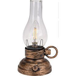 Koopman Lampáš Bouné 1 LED, 20,5 cm