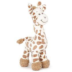 Koopman Plyšová žirafa hnedá, 22 cm