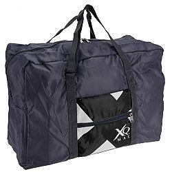 Koopman Skladacia športová taška Condition čierna, 55 l