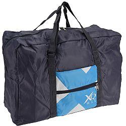 Koopman Skladacia športová taška Condition modrá, 35 l