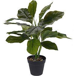Koopman Umelá rastlina v kvetináči Rori, 45 cm