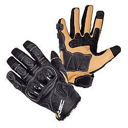 Kožené moto rukavice W-TEC Flanker B-6035
