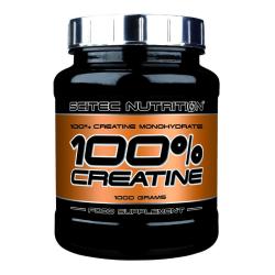 Kreatín 100% - Scitec Nutrition 1000 g unflavored