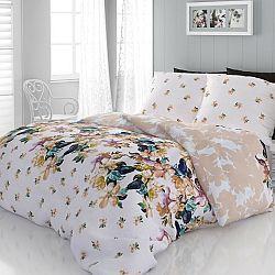 Kvalitex Saténové obliečky Laura, 140 x 220 cm, 70 x 90 cm