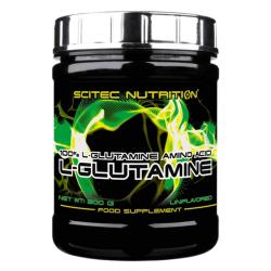 L-Glutamín - Scitec Nutrition 600 g unflavored