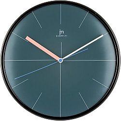 Lowell 14962G Dizajnové nástenné hodiny pr. 25 cm