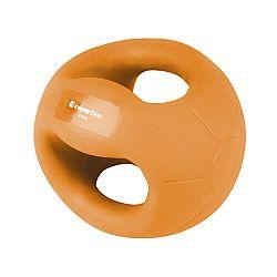 Medicinbal s úchopmi inSPORTline Grab Me 2 kg