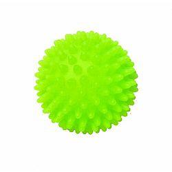 Modom Masážna loptička Ježko zelená, pr. 7 cm SJH 13Z