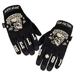 Moto rukavice W-TEC Black Heart Rioter